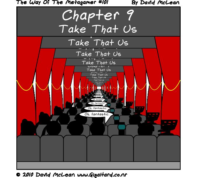 Take That Us - Title Page